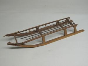 澗潟コレクション 犬ぞり(模型)